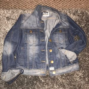 Jackets & Blazers - Forrestel Jean Jacket